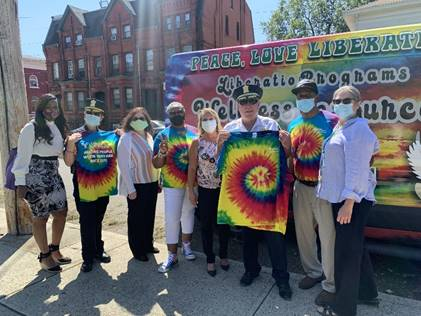 City of Bridgeport Police Department Announce Partnership with Liberation Programs to Improve Community Relations While Addressing Substance Use Disorders