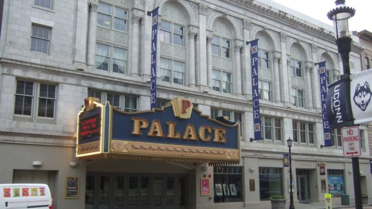 Waterbury's Palace Theater postponing shows and events through April 30