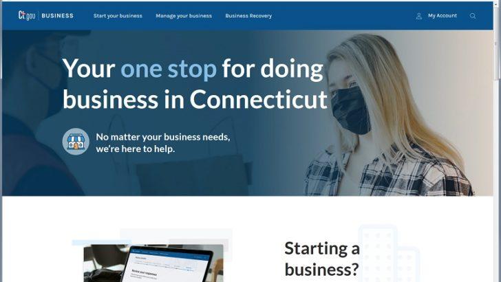 Lamont announces launch of business.ct.gov