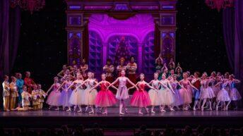 The Nutmeg Ballet Conservatory presents THE NUTCRACKER