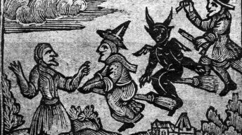 Exploring Witchcraft and Witch Persecution in Early New England Virtual Lecture Hosted by the Norwalk Historical Society