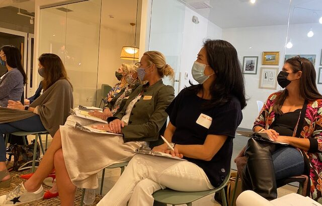 """Impact FFC Hosts """"Storytelling for Advocacy"""" Workshop with Everwell; Announces Fall Kickoff on November 17"""
